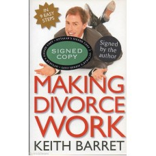Rob Brydon Autograph - Making Divorce Work - Paperback Book Signed - AFTAL