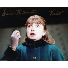 Denise Nickerson Autograph - Willy Wonka - Signed 10x8 Photo 2 - Handsigned -AFTAL