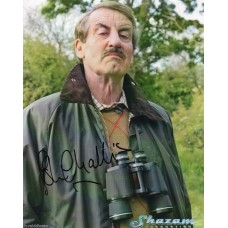 John Challis Autograph - Only Fools & Horses - Signed 10x8 Photo 3 - Handsigned - AFTAL