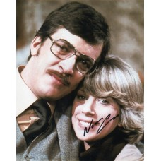 Norman Eshley Autograph - George & Mildred - Signed 10x8 Photo 1 - Handsigned - AFTAL