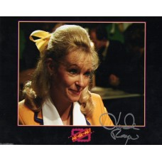 Linda Regan Autograph- Hi-de-Hi!-Signed 10x8 Photo-Hand Signed and Genuine-AFTAL