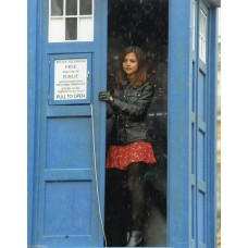 Jenna-Louise Coleman - Doctor Who - SEXY 10x8 Unsigned Still 23