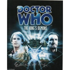 Edward de Souza Autograph - Doctor Who - Signed 10x8 Photo - Handsigned - AFTAL