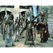 Kenneth Colley - Monty Python - Signed 10x8 Photo - Handsigned - AFTAL