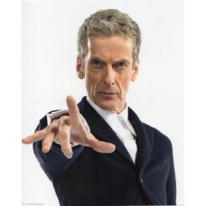 Peter Capaldi - Doctor Who - 10x8 Unsigned Still 6