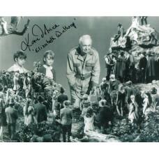 Karen Dotrice Autograph - Disney - Signed 10x8 Photo 1 - Handsigned and Genuine - AFTAL