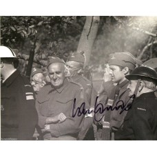 Ian Lavender Autograph - Dads Army - Signed 10x8 Photo 3 - Handsigned - AFTAL