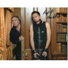 Rupert Vansittart Autograph - Signed10x8 Photo 1 - Handsigned and Genuine - AFTAL