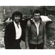 Martin Shaw & Lewis Collins - The Professionals - 10x8 Unsigned Still