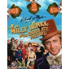 Albert Wilkinson - Willy Wonka - Signed 10x8 Photo 6 - Hand Signed - AFTAL