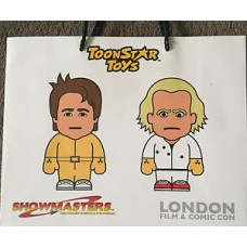 Back To The Future - Original Limited - London 30th Anniversary Bag - 15x12