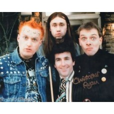 Christopher Ryan Autograph - The Young Ones - Signed 10x8 Photo 2 - AFTAL