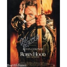 Daniel Peacock Autograph - Robin Hood - Signed 10x8 Photo - AFTAL