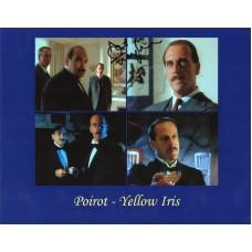 David Troughton Autograph - Poirot - Signed 10x8 Photo - Handsigned - AFTAL