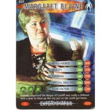 Annette Badland Autograph - Signed 3.5 x 2.5 Doctor Who Trading Card 1 - Handsigned - AFTAL
