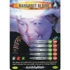 Annette Badland Autograph - Signed 3.5 x 2.5 Doctor Who Trading Card 2 - Handsigned - AFTAL