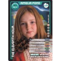 Caitlin Blackwood Autograph - Signed 3.5 x 2.5 Doctor Who Trading Card 1 - Handsigned - AFTAL