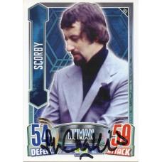 John Challis Autograph - Signed 3.5 x 2.5 Doctor Who Trading Card 2 - Handsigned - AFTAL