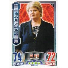 Annette Badland Autograph - Signed 3.5 x 2.5 Doctor Who Trading Card 3 - Handsigned - AFTAL