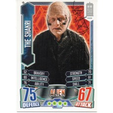 Steven Berkoff Autograph - Signed 3.5 x 2.5 Doctor Who Trading Card 2 - Handsigned - AFTAL