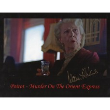 Eileen Atkins Autograph - Poirot - Signed 10x8 Photo - Handsigned - AFTAL