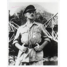 Alec Guinness Autograph - The Bridge On The River Kwai - Signed 10x8 Photo - Hand Signed - AFTAL