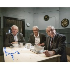 Christopher Biggins Autograph - Porridge - Signed 10x8 Photo 3 - Handsigned - AFTAL