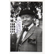 Dudley Sutton Autograph - Lovejoy - Signed 6x4 Photo - Handsigned - AFTAL