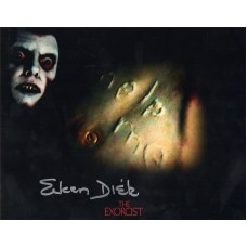 Eileen Dietz Autograph - The Exorcist - Signed 10x8 Photo 8 - Handsigned - AFTAL