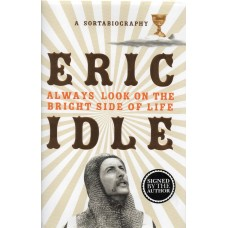 Eric Idle Autograph - Monty Python - Hardback Book Signed - Genuine - AFTAL