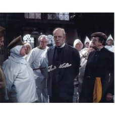 Frank Williams Autograph - Dads Army - Signed 10x8 Photo 12 - Handsigned - AFTAL