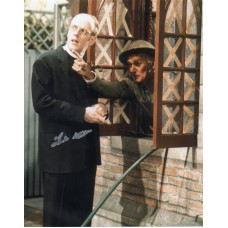 Frank Williams Autograph - Dads Army - Signed 10x8 Photo 10 - Handsigned - AFTAL