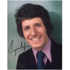 George Layton Autograph - Doctor - Signed 10x8 Photo 3 - AFTAL