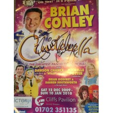 Brian Conley Autograph - Signed 16x12 Poster - Handsigned and Genuine - AFTAL