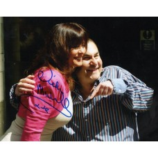 Vicki Michelle Autograph - Allo Allo! - Signed 10x8 Photo - Handsigned - AFTAL