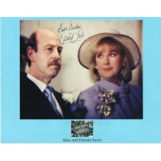 Denis Lill Autograph - Only Fools and Horses - Signed 10x8 Photo - AFTAL