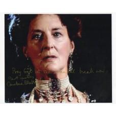 Caroline Blakiston Autograph - Sherlock Holmes  - Signed 10x8 Photo - AFTAL