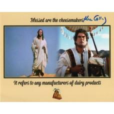 Kenneth Colley - Monty Python - Signed 10x8 Photo 4 - Handsigned - AFTAL