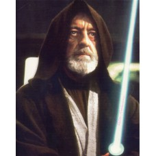 Alec Guinness - Star Wars - Signed 10x8 Photo - Hand Signed - AFTAL