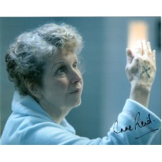 Anne Reid Autograph - Doctor Who - Signed 10x8 Photo - Handsigned and Genuine - AFTAL
