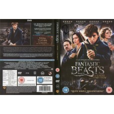 Dan Fogler Autograph - Fantastic Beasts and Where to Find Them DVD Signed - Handsigned - AFTAL