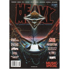 Dan Fogler Autograph - Heavy Metal Magazine - Signed also by Ian Edginton - Handsigned - AFTAL