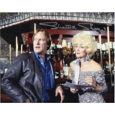 Sheila Steafel Autograph - Minder - Signed 10x8 Photo - Handsigned - AFTAL