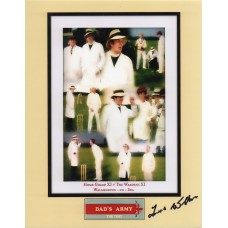 Frank Williams Autograph - Dads Army - Signed 10x8 Photo 8 - Handsigned - AFTAL