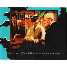 Clive Dunn Autograph - Dads Army - Signed 10x8 Photo - Handsigned - AFTAL