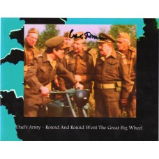 Clive Dunn Autograph - Dads Army - Signed 10x8 Photo 2 - Handsigned - AFTAL