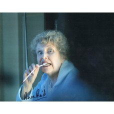 Anne Reid Autograph - Doctor Who - Signed 10x8 Photo 2 - Handsigned and Genuine - AFTAL