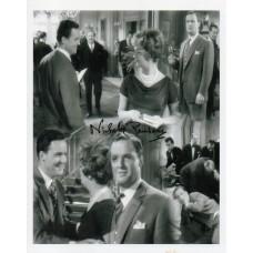 Nicholas Parsons Autograph - Carry On - Signed 10x8 Photo 2 - Handsigned - AFTAL