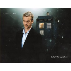 Peter Capaldi - Doctor Who - 10x8 Unsigned Still - RBR