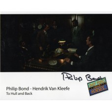 Philip Bond Autograph - Only Fools and Horses - Signed 10x8 Photo 1 - AFTAL